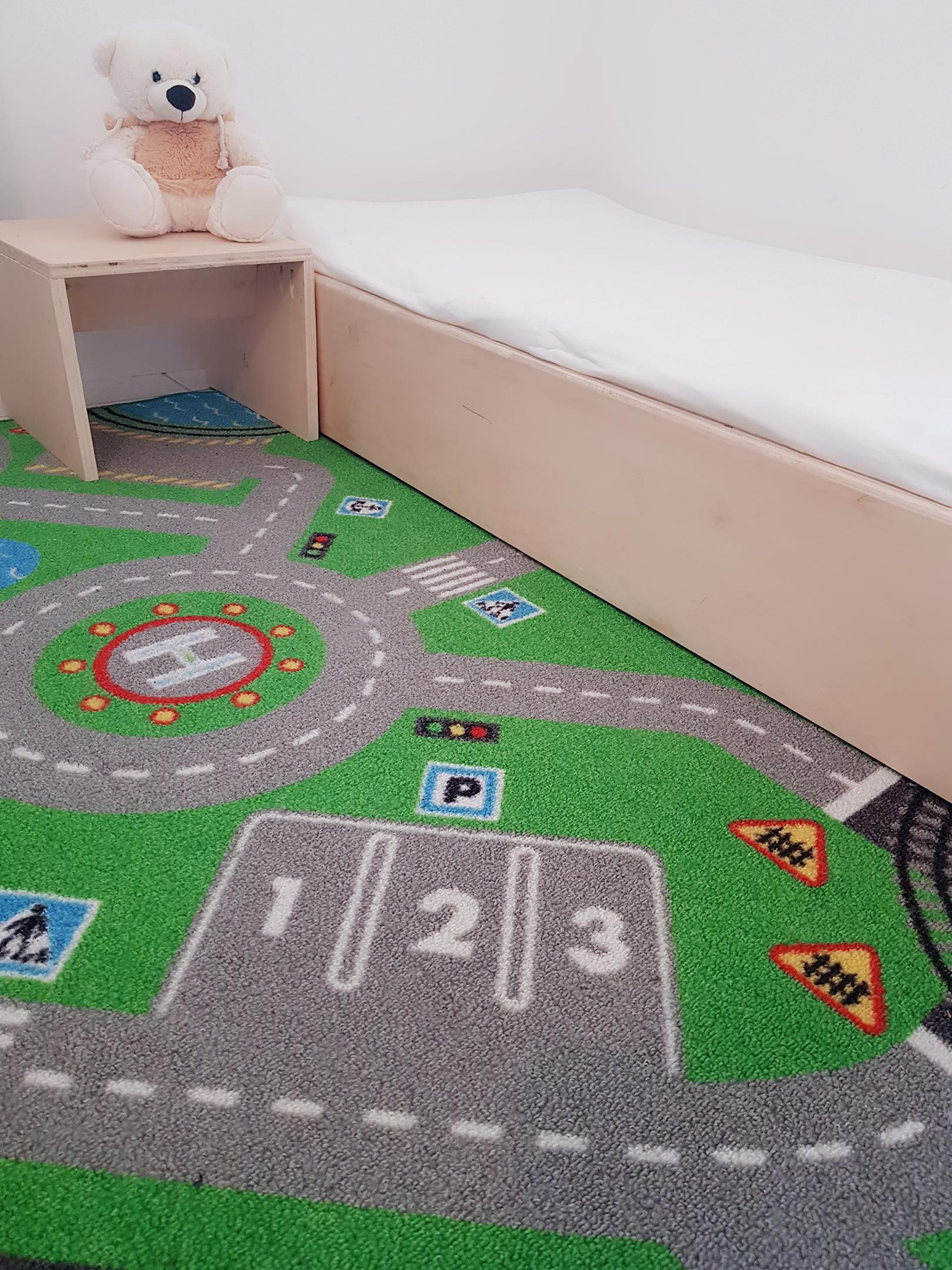 Le lit Montessori en toute sécurité