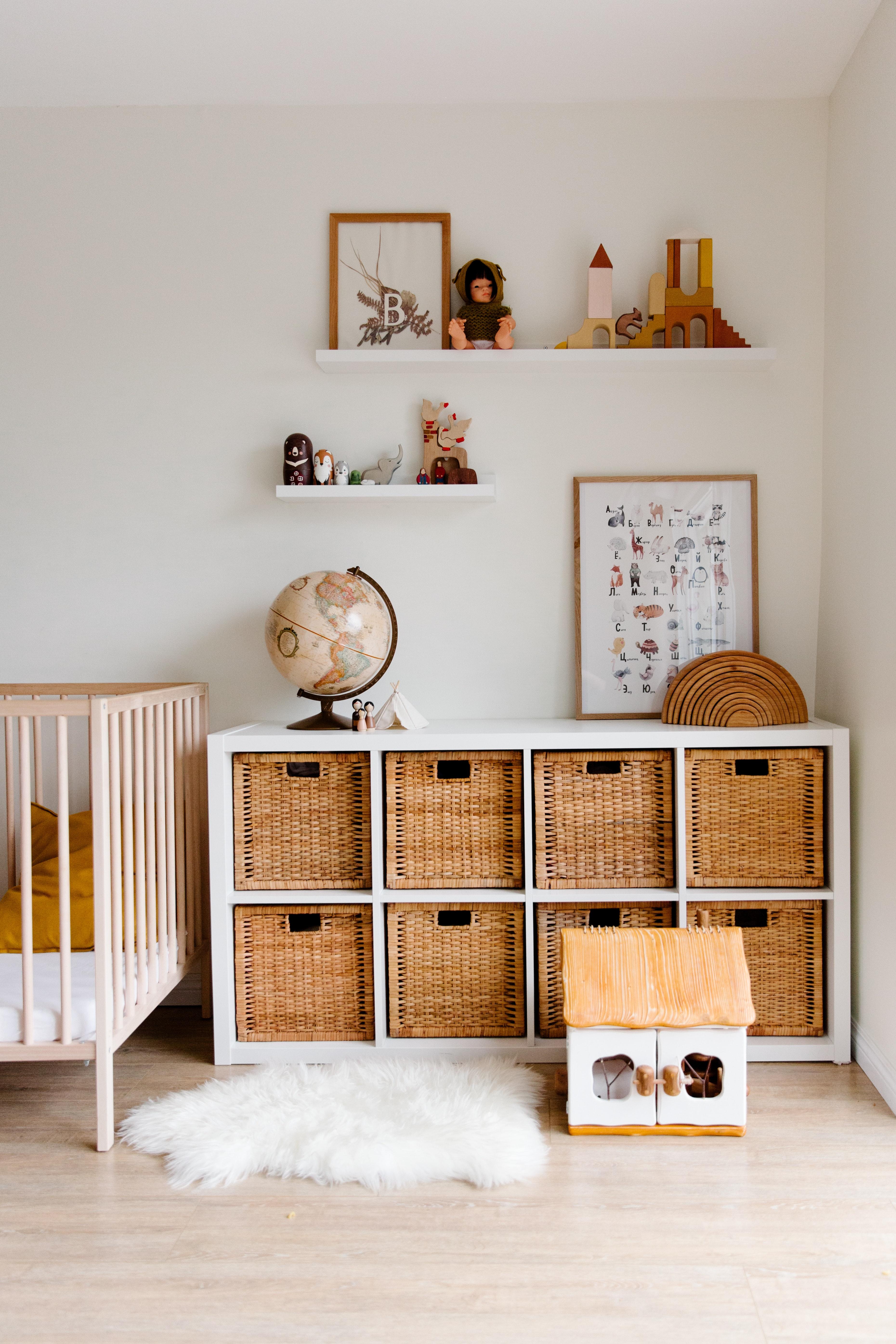 Sécurité, comment bien préparer la chambre de son futur enfant