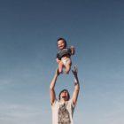 chute de l'enfant