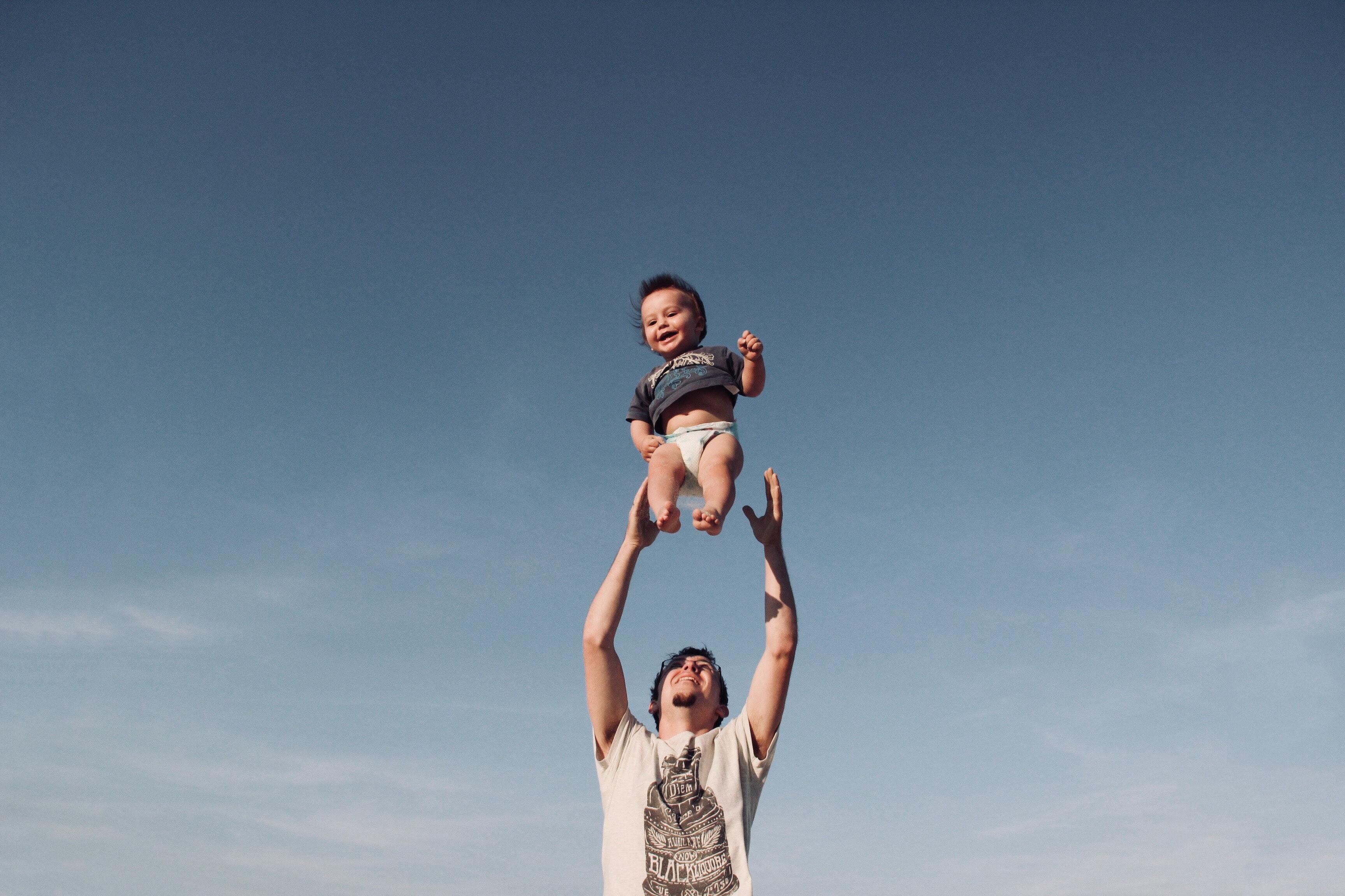 Que faire en cas de chute de bébé ?