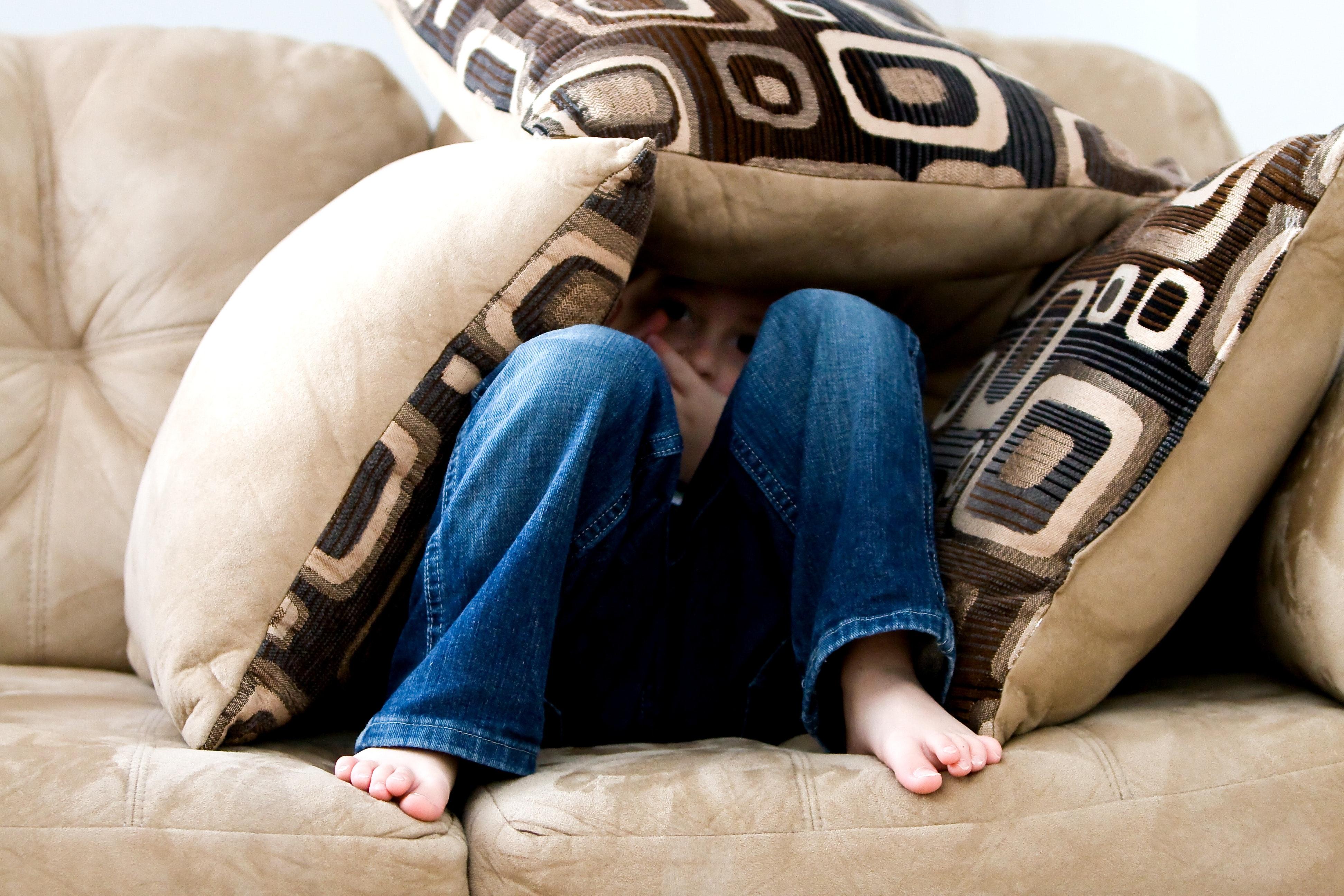 Comment aider nos enfants à ne pas avoir peur de tout?